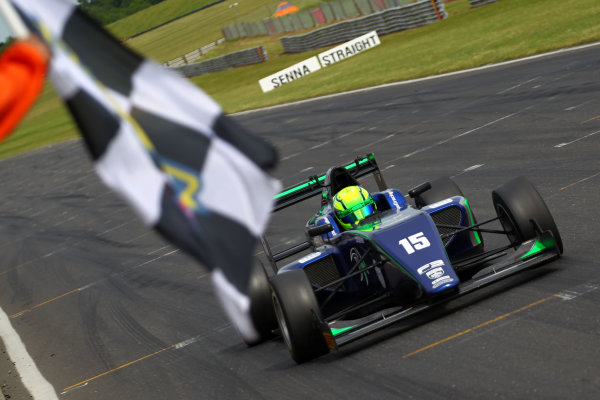 2017 BRDC British Formula 3 Championship, Snetterton, 27th-28th May 2017, James Pull (GBR) Carlin BRDC F3 World copyright. JEP/LAT Images
