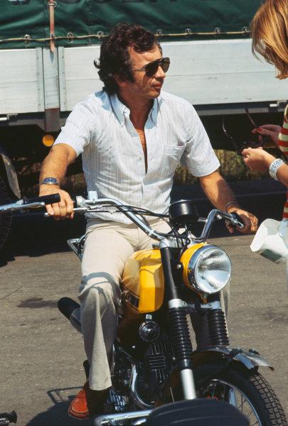 1973 Austrian Grand Prix.  Osterreichring, Austria. 17-19th August 1973.  Jean-Pierre Beltoise, BRM.  Ref: 73AUT67. World Copyright: LAT Photographic