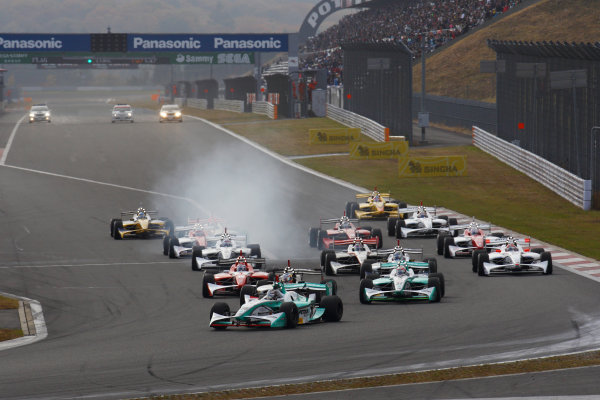 Fuji, Japan. 13th - 14th  November 2010