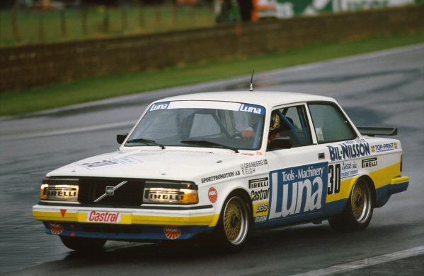 1984 European Touring Car Championship.