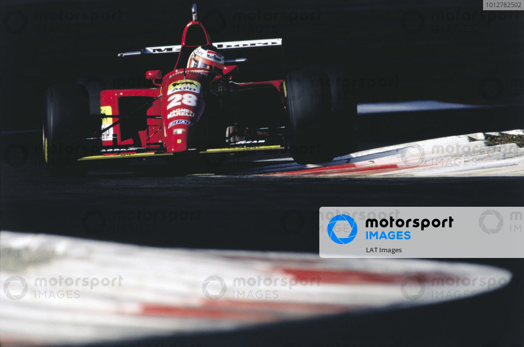 1995 Italian Grand Prix.