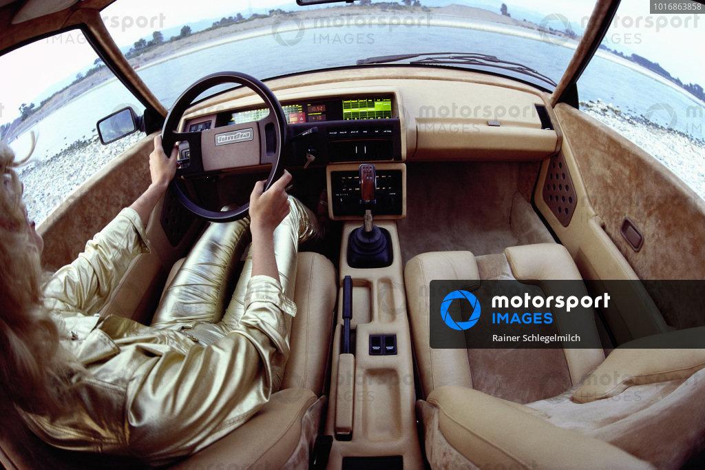 Bertone Volvo Tundra Concept Car