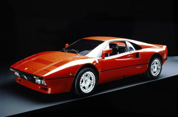 Ferrari 288 GTO, 1985