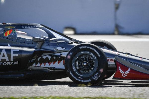 #20 Conor Daly, Ed Carpenter Racing Chevrolet