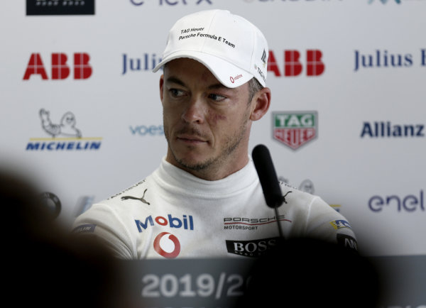 Andre Lotterer (DEU), Tag Heuer Porsche in the press conference
