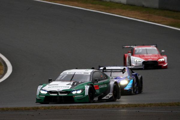 Marco Wittmann, BMW Team RBM BMW M4 DTM.