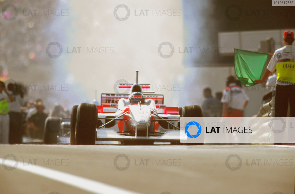 1996 Hungarian Grand Prix.