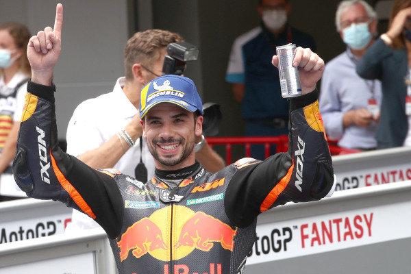 Miguel Oliveira, Red Bull KTM Factory Racing MotoGP.