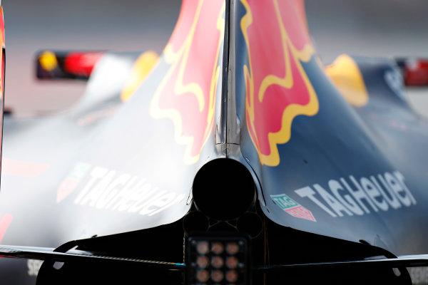 Circuit de Catalunya, Barcelona, Spain Thursday 25 February 2016. Daniil Kvyat, Red Bull Racing RB12 TAG Heuer. World Copyright: Alastair Staley/LAT Photographic ref: Digital Image _79P4664