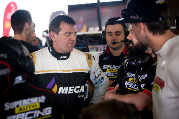 2017 Supercars Championship Round 11.  Bathurst 1000, Mount Panorama, New South Wales, Australia. Tuesday 3rd October to Sunday 8th October 2017. Jason Bright, Prodrive Racing Australia Ford.  World Copyright: Daniel Kalisz/LAT Images Ref: Digital Image 071017_VASCR11_DKIMG_6872.jpg