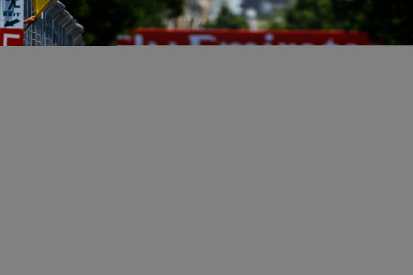 2016 GP2 Series Round 3 Baku, Azerbaijan. Saturday 18 June 2016. Nabil Jeffri (MAS, Arden International) Photo: Andy Hone/GP2 Series Media Service. ref: Digital Image _ONY0648