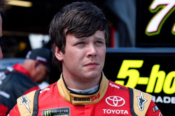Monster Energy NASCAR Cup Series Toyota Owners 400 Richmond International Raceway, Richmond, VA USA Friday 28 April 2017 Erik Jones, Furniture Row Racing, GameStop/Prey Toyota Camry World Copyright: Russell LaBounty LAT Images ref: Digital Image 17RIC1Jrl_0771