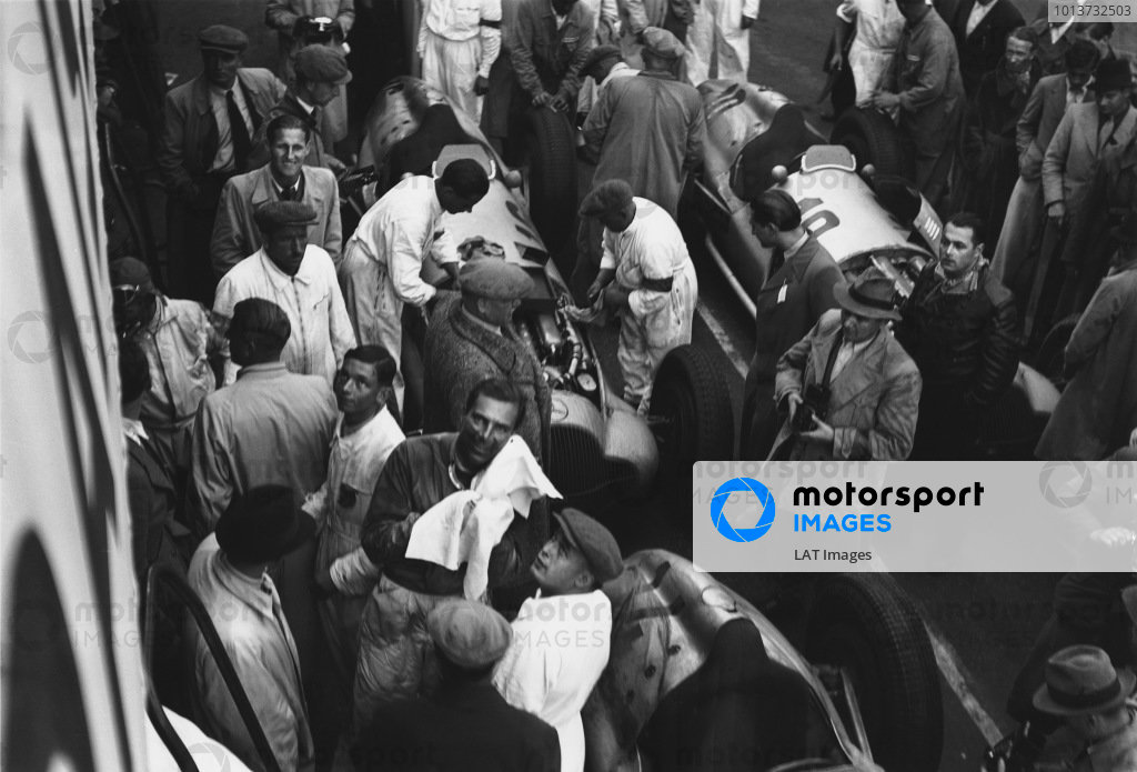 1938 Swiss Grand Prix.