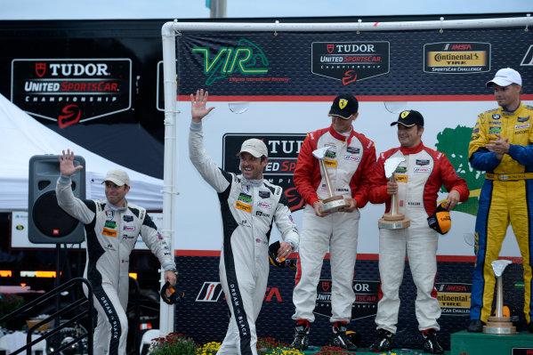 22-24 August,  2014, Alton, Virginia USA 27, Porsche, 911 GT America, GTD, Patrick Dempsey, Andrew Davis ©2014, Richard Dole LAT Photo USA