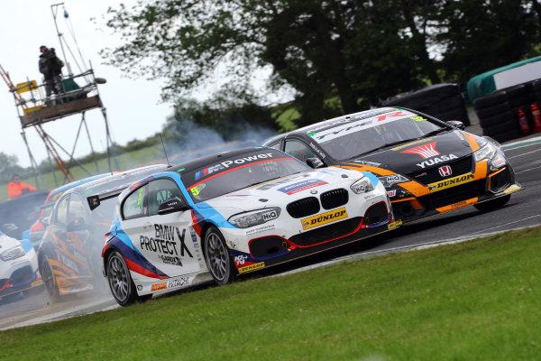 2017 British Touring Car Championship, Croft, North Yorkshire. 10th-11th June 2017, Robert Collard (GBR) Team BMW BMW 125i M Sport World copyright. JEP/LAT Images