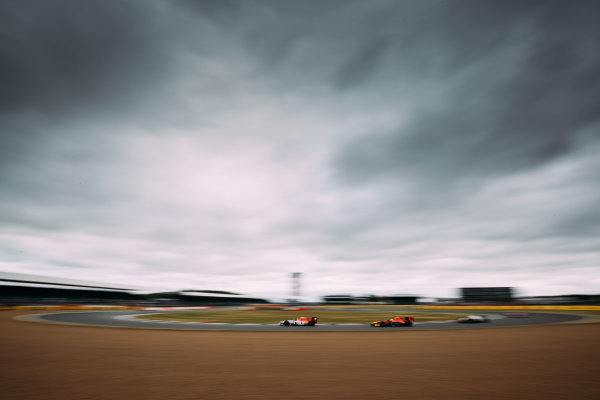 2017 FIA Formula 2 Round 6. Silverstone, Northamptonshire, UK. Sunday 16 July 2017. Robert Visoiu (ROU, Campos Racing).  Photo: Malcolm Griffiths/FIA Formula 2. ref: Digital Image MALC7345