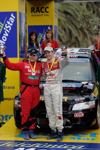 2004 FIA World Rally Champs. Round Fifteen, 