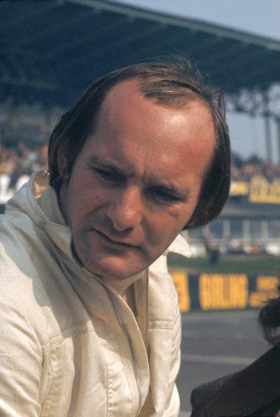 1972 Formula 1 World Championship.Mike Hailwood.World Copyright: LAT Photographicref: 35mm Transparency Image
