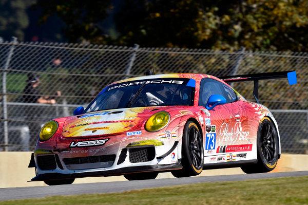 1-4 October, 2014, Braselton, Georgia USA 73, Porsche, 911 GT America, GTD, Patrick Lindsey, Kevin Estre ?2014, Nigel Kinrade LAT Photo USA
