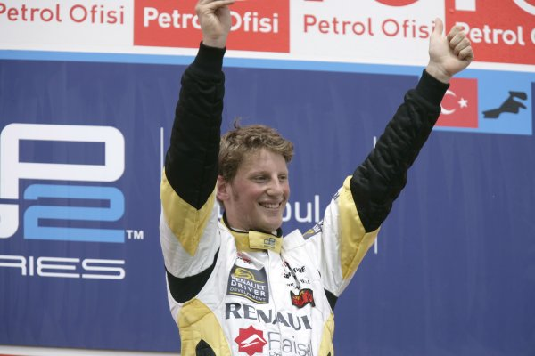 2008 GP2 Series. Round 2. Istanbul Park,