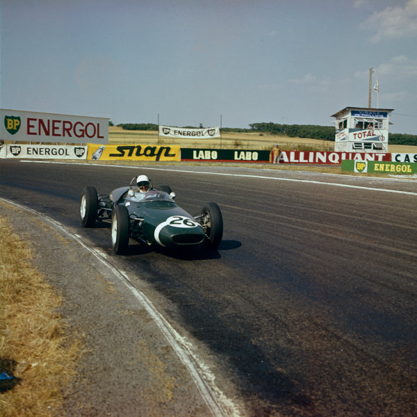 Reims, France. 30th June - 2nd July 1961.