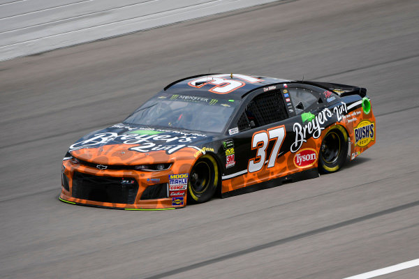 #37: Chris Buescher, JTG Daugherty Racing, Chevrolet Camaro Breyers 2 in 1