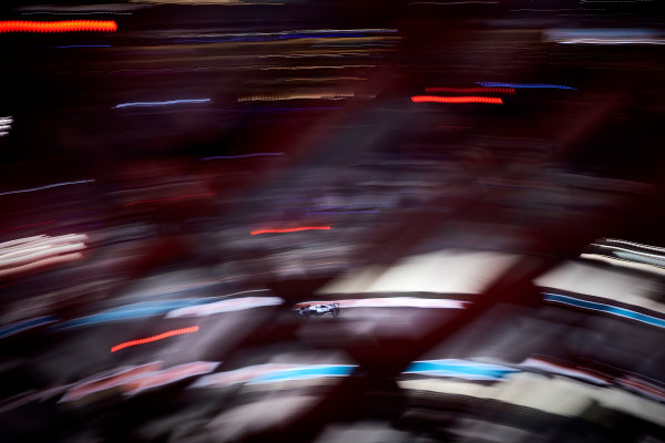 Yas Marina Circuit, Abu Dhabi, United Arab Emirates. Friday 24 November 2017. Valtteri Bottas, Mercedes F1 W08 EQ Power+. World Copyright: Steve Etherington/LAT Images  ref: Digital Image SNE20385
