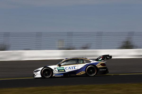 Jonathan Aberdein, BMW Team RBM, BMW M4 DTM.