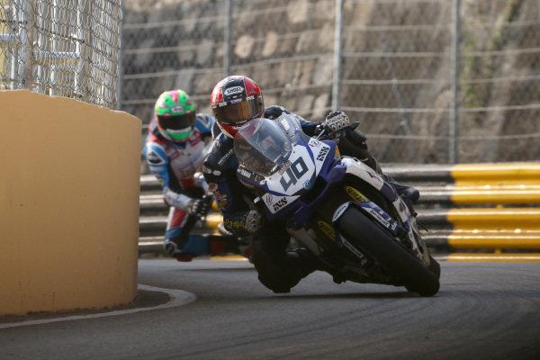 Horst Saiger, Saiger Racing YAMAHA R1.