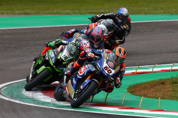 Michael van der Mark, Pata Yamaha, Leon Haslam, Kawasaki Racing Team, World SBK.