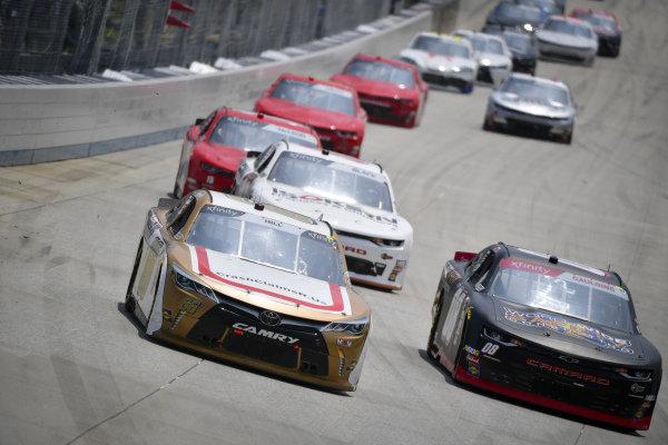 #66: Timmy Hill, Motorsports Business Management, Toyota Camry Richie Anderson Memorial / CrashClaimsR.US, #08: Gray Gaulding, SS Green Light Racing, Chevrolet Camaro