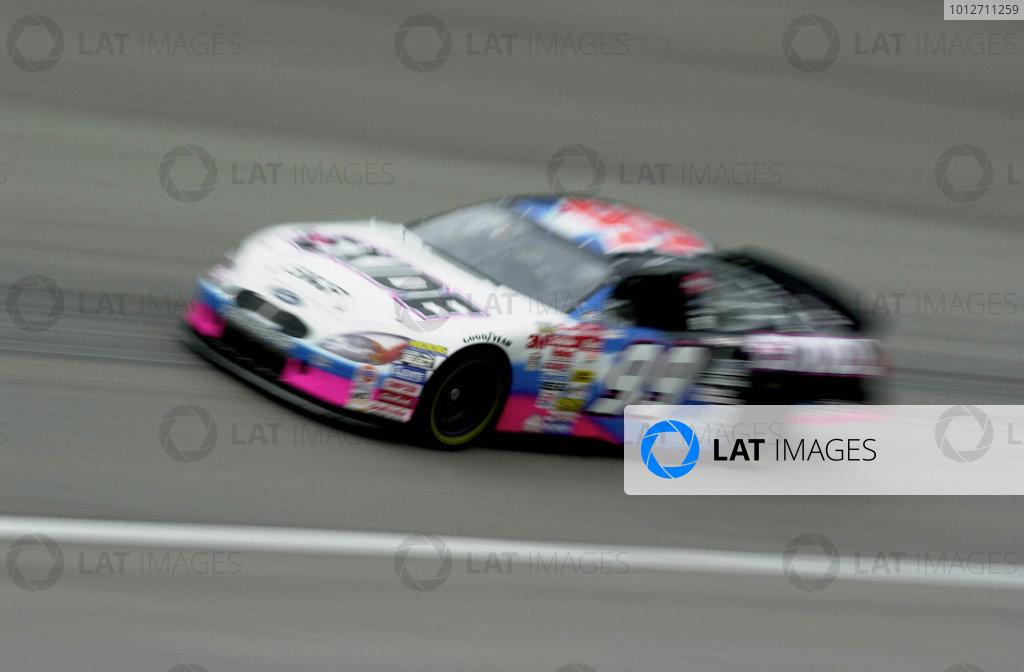 NASCAR DIRECTV 500, 2-4-2000, Ft. Worth, Texas, USA-2000, Phillip AbbottJeff Burton.LAT PHOTOGRAPHIC