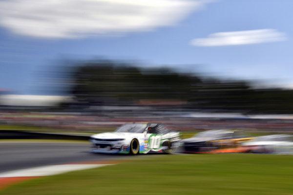 #10: A J Allmendinger, Kaulig Racing, Chevrolet Camaro LeafFilter Gutter Protection