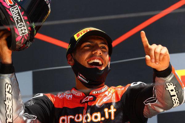 Michael Ruben Rinaldi, Aruba.It Racing - Ducati.