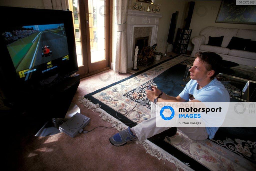 Jenson Button Lifestyle