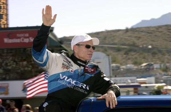 2002 NASCAR Phoenix, USA November 09-10, 2002 