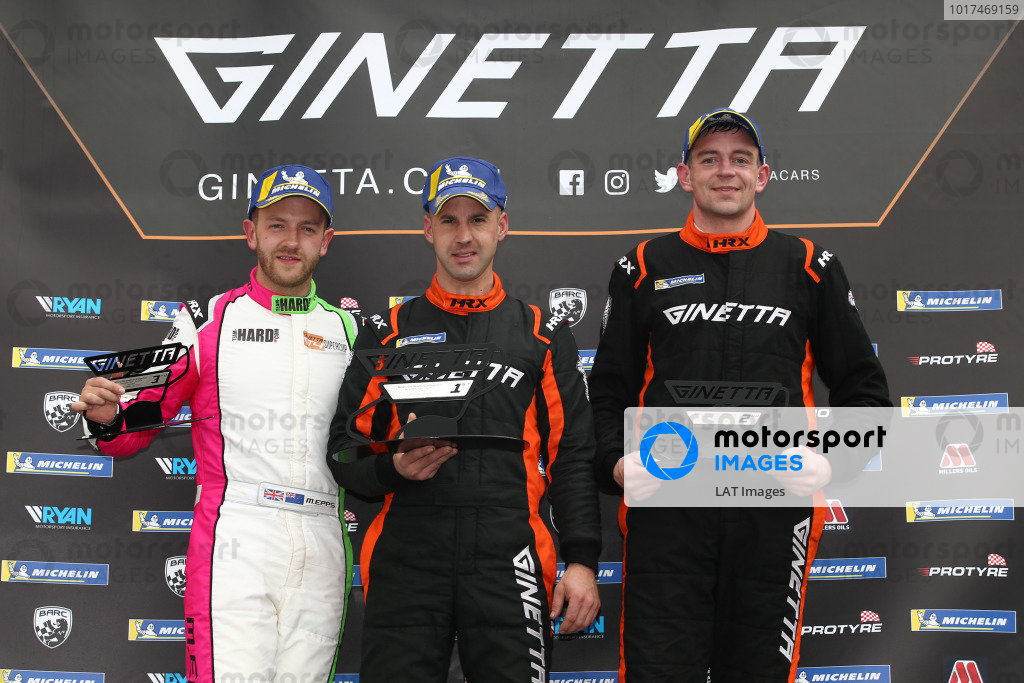 Ginetta GT4 Supercup: Donington Park