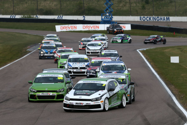 2017 VW Cup Rockingham, England. 29th-30th April 2017, Tom Witts  World copyright. JEP/LAT Images