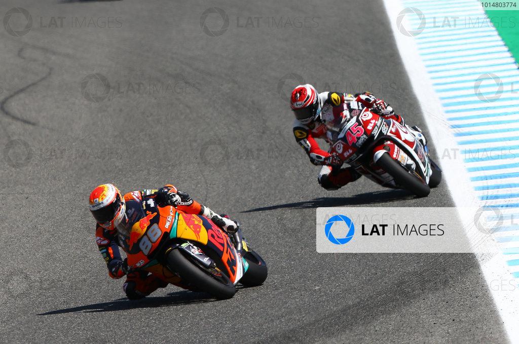 2017 MotoGP Championship - Round 4 Jerez, Spain Sunday 7 May 2017 Ricard Cardus, Red Bull KTM Ajo World Copyright: Gold & Goose Photography/LAT Images ref: Digital Image 16167