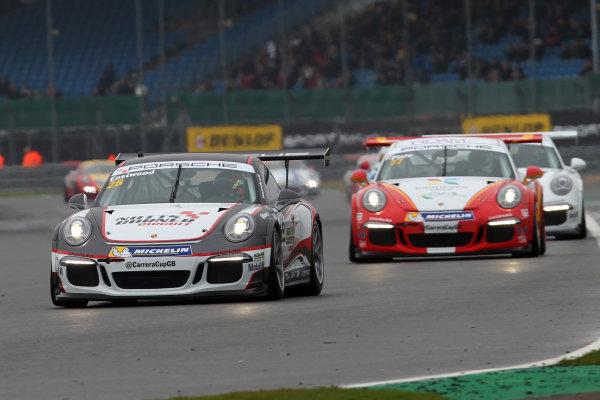 2017 Porsche Carrera Cup, Silverstone, Northants, UK. 16th-17th September 2017 Charlie Eastwood (GBR) Redline Racing Porsche Carrera Cup World copyright. JEP/LAT Images