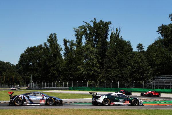 #88 Ferrari F488 GTE EVO / AF CORSE / Francois Perrodo / Alessio Rovera / Emmanuel Collard