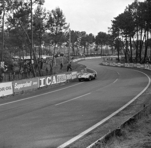 Mike Hawthorn / Peter Collins, Scuderia Ferrari, Ferrari 250 TR58.