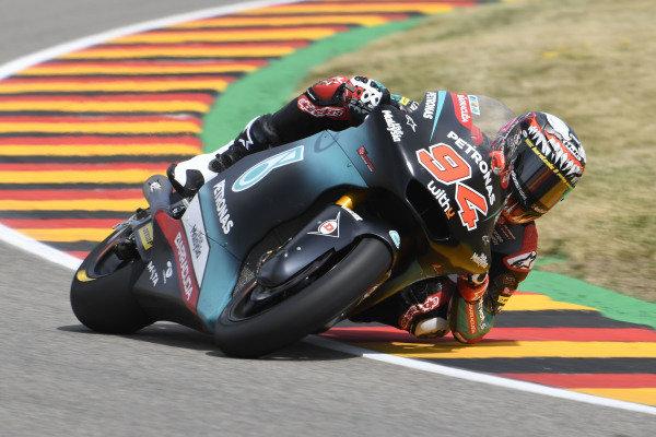 Jonas Folger, Petronas Sprinta Racing.
