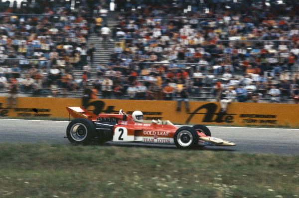 Jochen Rindt, Lotus 72C Ford, 1st.