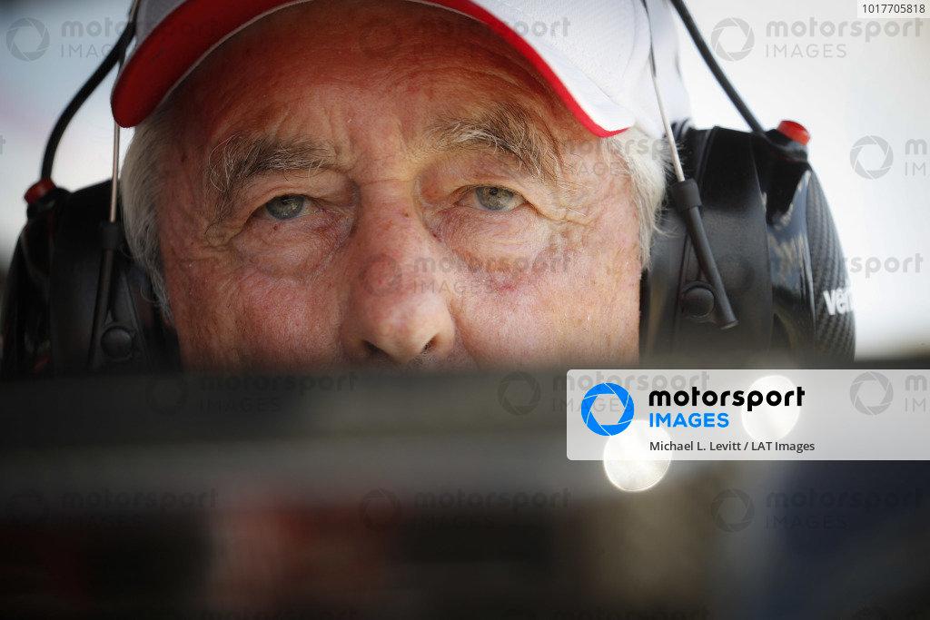 Will Power, Team Penske Chevrolet team owner Roger Penske