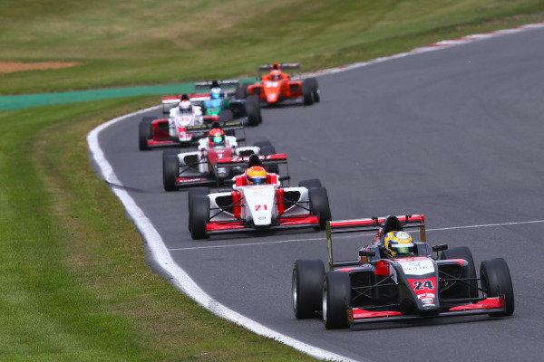 Hampus Ericsson (SWE) Double R Racing BRDC F3