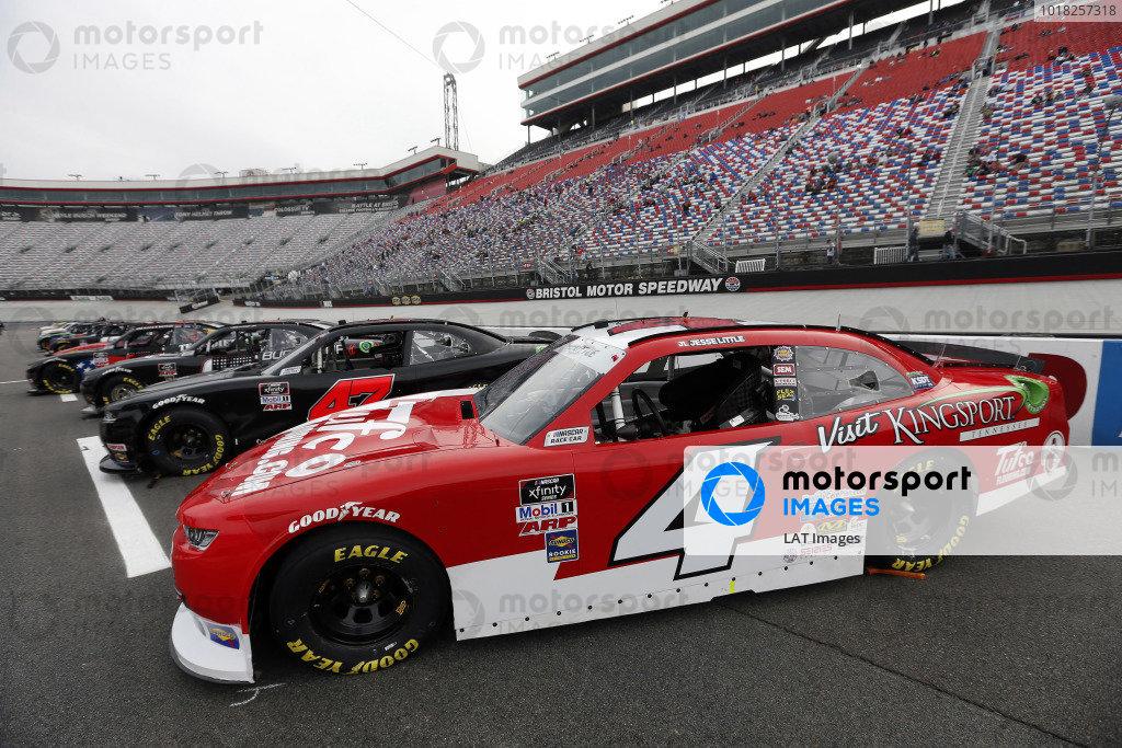 #4: Jesse Little, JD Motorsports, Chevrolet Camaro JD Motorsports