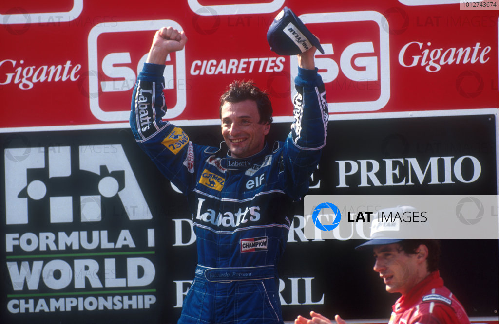 1991 Portuguese Grand Prix. Photo | Motorsport Images