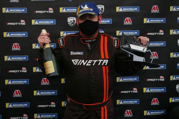 Giles Dawson - Assetto Motorsport Ginetta G40