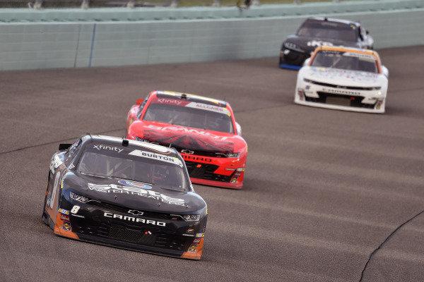 #8: Jeb Burton, JR Motorsports, Chevrolet Camaro State Water Heaters